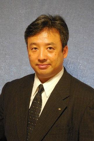横浜中ロータリークラブ 会長  蕭 敬意